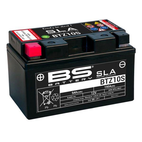 Batterie Moto BS Battery BS Battery BTZ10S SLA