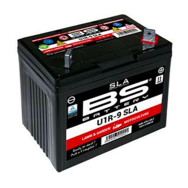 Batterie Moto BS Battery BS Battery U1R-9 SLA