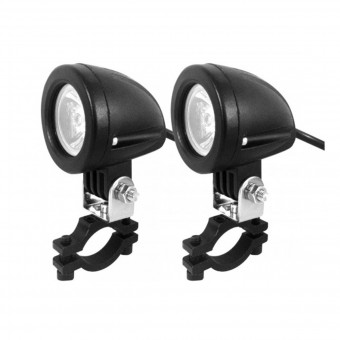 Feux & phares moto Tecnoglobe TG Dual Led - 4