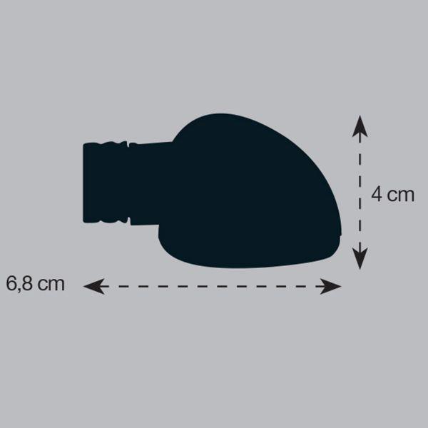 Chaft Blaster Set Noir