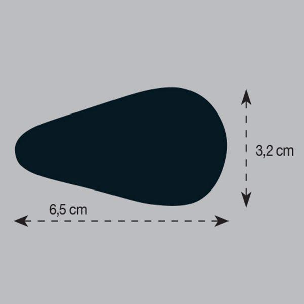Chaft Bullet Noir