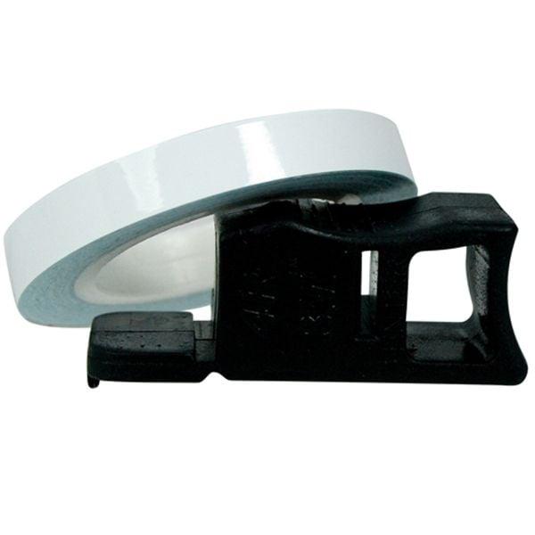 Kit Autocollants Moto Chaft Filets de jante Blanc