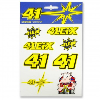 Kit Autocollants Moto Aleix Espargaro Stickers Multicolor Espargaro 41