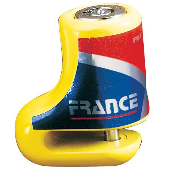 Bloc-disques France Antivol Bloque Disque - Pin de 5 mm