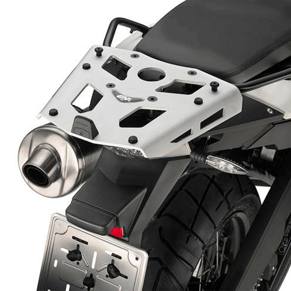 Kit de fixation Top Case Givi Support Alu + platine Monokey (SRA5103)