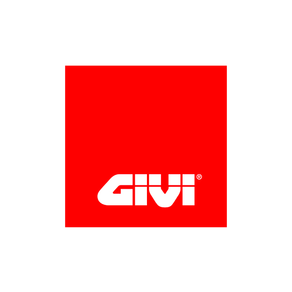 Kit de fixation Top Case Givi Support Alu + platine Monokey (SRA5108)