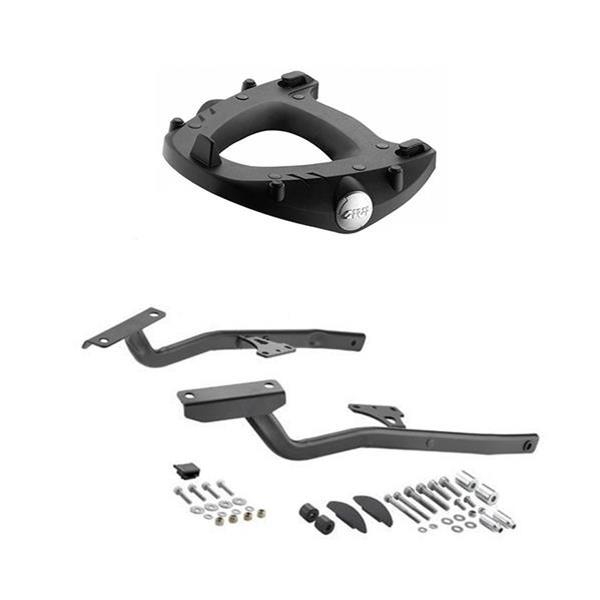 Kit de fixation Top Case Givi Support + platine Monokey (E228)