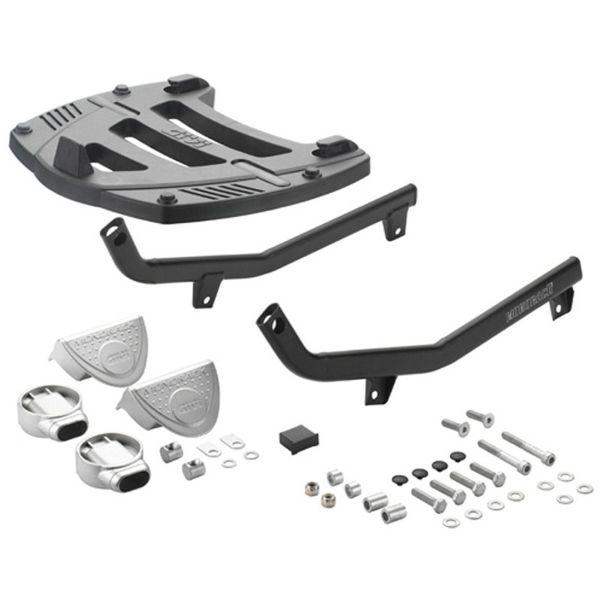 Kit de fixation Top Case Givi Support + platine Monokey (E213)