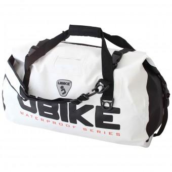 Sacoches de selle UBIKE Duffle Bag 50L Blanc Noir