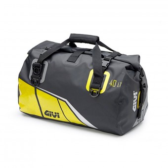 Sacoches de selle Givi EA115BY Waterproof Noir Jaune