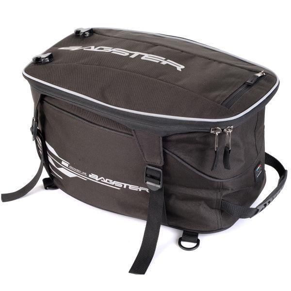 sacoches de selle bagster quattro black en stock. Black Bedroom Furniture Sets. Home Design Ideas