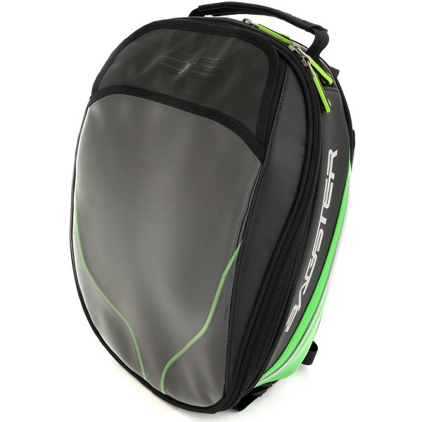 Bagster Roader Black Green