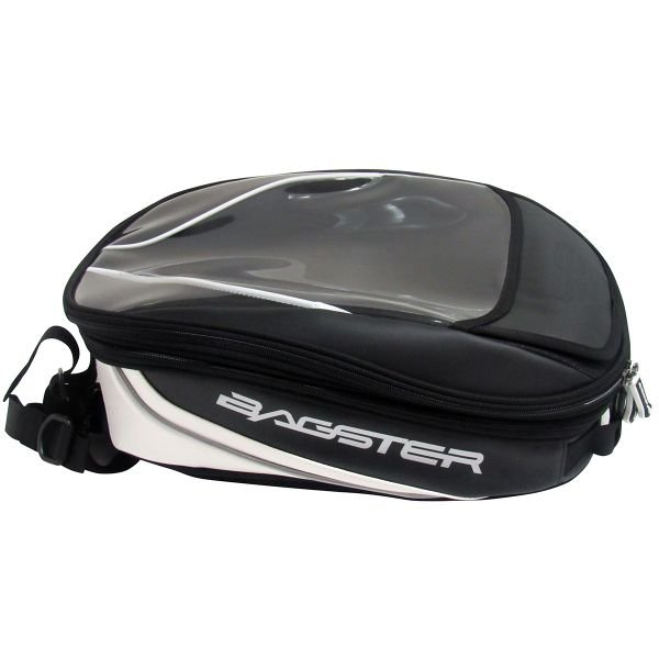 Sacoches reservoir Bagster Roader Black White