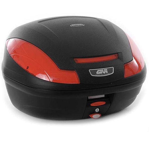 Top case Givi Monolock E470 Simply III