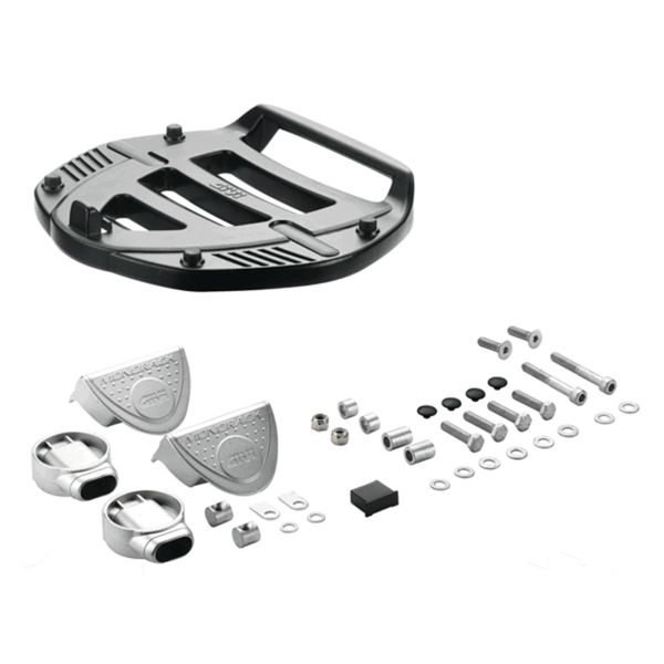 Kit de fixation Top Case Givi Platine Monolock (MM)