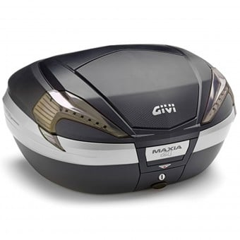 Top case Givi Monokey V56NNT Maxia 4 Carbon Grey