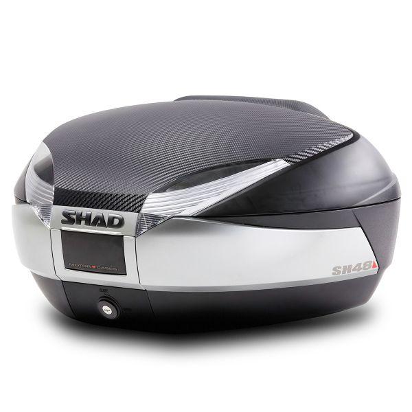 Top case Shad SH48 New Titanium Carbon