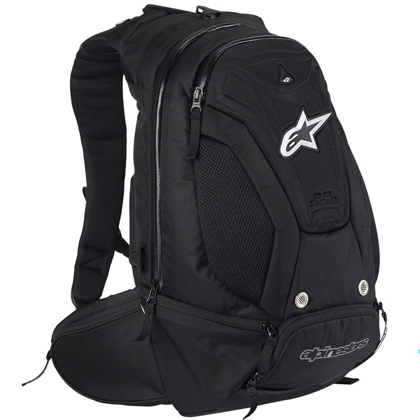 sac dos alpinestars charger back pack noir au meilleur prix. Black Bedroom Furniture Sets. Home Design Ideas