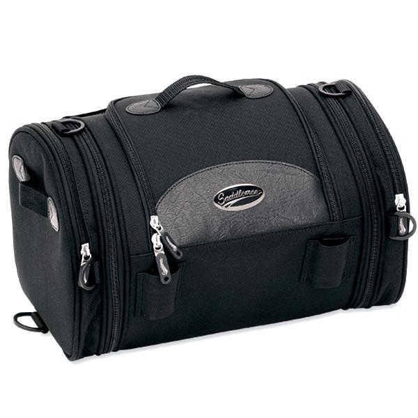 Sacoches sissy bar Saddlemen Roll Bag Deluxe R1300LXE