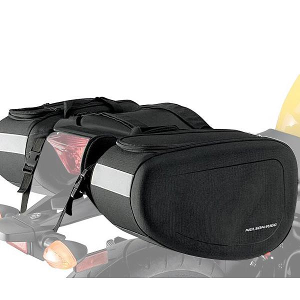 sacoches cavalieres nelson rigg spirit sport saddlebag au meilleur prix. Black Bedroom Furniture Sets. Home Design Ideas