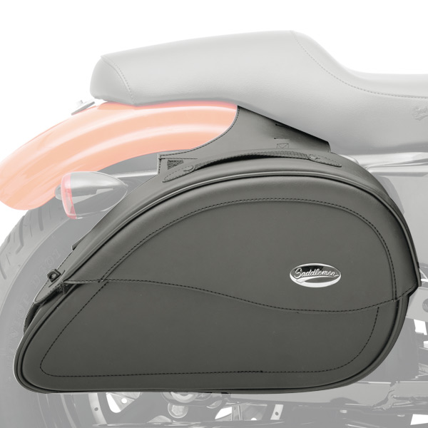 Sacoches cavalieres Saddlemen Cruis n Teardrop Saddlebags