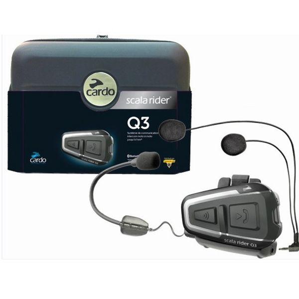 Communication Cardo Scala Rider Q3 Solo