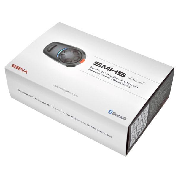 Communication Sena Kit Bluetooth SMH5 Duo