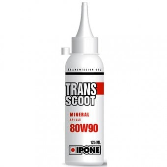 Huile de transmission IPONE Trans Scoot - 80W90 Mineral - 125 ml