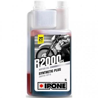 Huile moteur IPONE R2000 RS - Synthetic Plus - 1 Litre 2T Doseur