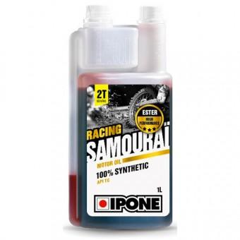 Huile moteur IPONE Samourai Racing  -  1 Litre 2T Doseur