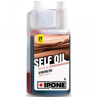 Huile moteur IPONE Selfoil - Synthetic - 1 Litre 2T Doseur