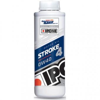 Huile moteur IPONE Stroke 4 - 0W40 - 1 Litre 4T