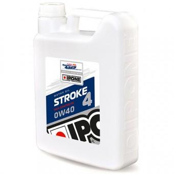Huile moteur IPONE Stroke 4 - 0W40 - 4 Litres 4T