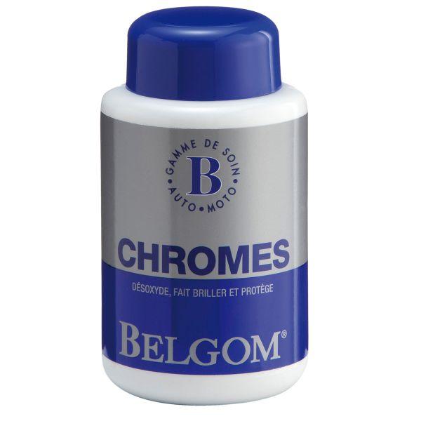 Nettoyage & entretien Belgom Chromes