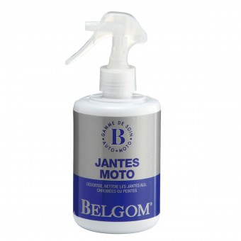 Nettoyage & entretien Belgom Jantes