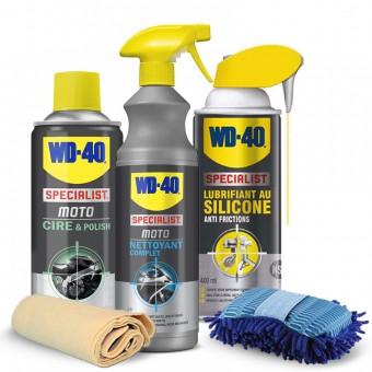 Nettoyage & entretien WD-40 Kit Entretien Moto