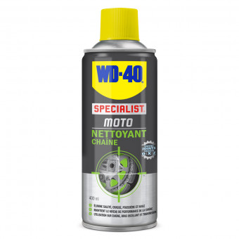 Nettoyage WD-40 Nettoyant Chaine 400ML