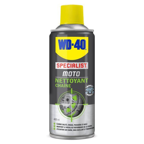 Nettoyage & entretien WD-40 Nettoyant Chaine 400ML