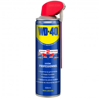 Nettoyage & entretien WD-40 WD-40 Multifonction 500 ml