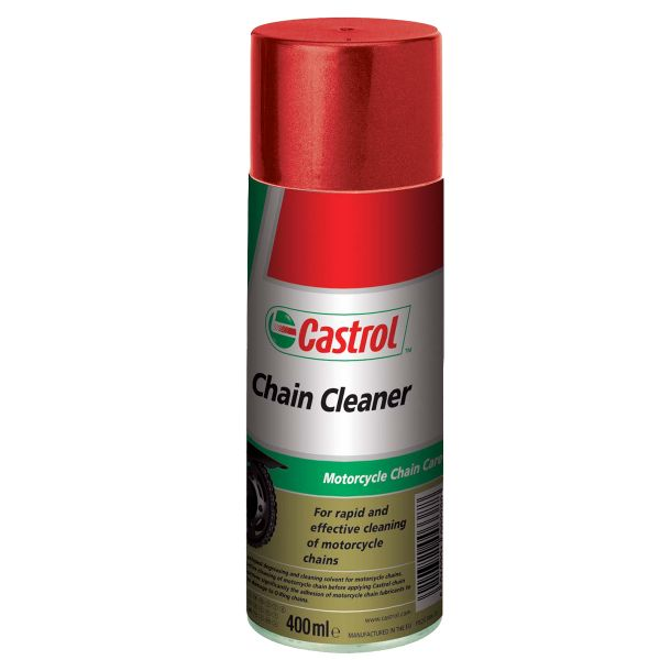 Sprays d'entretien Castrol Chain Cleaner 400 ml