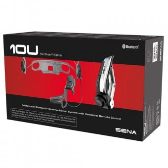 Communication Sena Kit Bluetooth 10U Shoei Neotec Solo