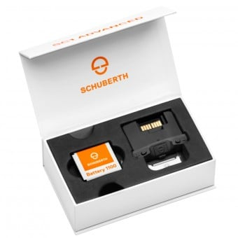 Communication Schuberth Kit de Communication SC1 Advanced C4 - R2