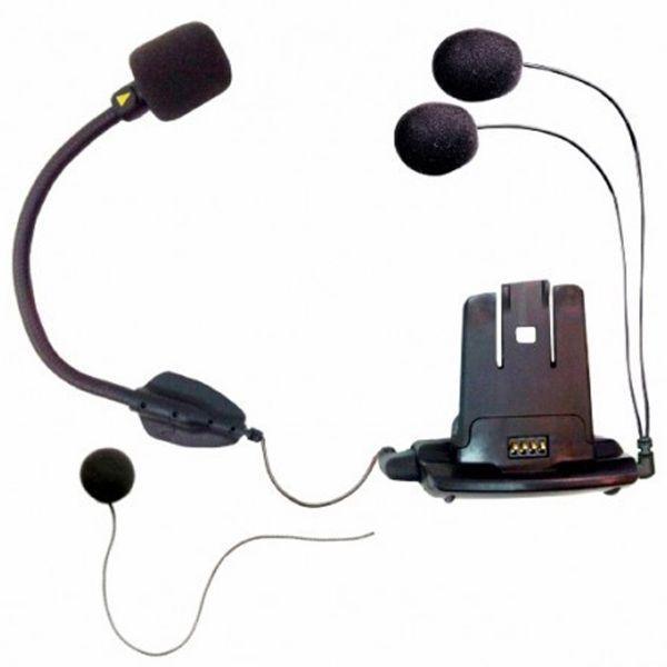 Accessoires communication Cardo Support Double Micro Q1 - Q3