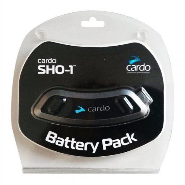 Accessoires communication Cardo Batterie Scala Rider SHO-1