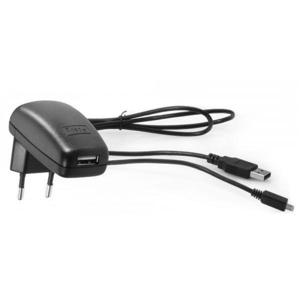 Accessoires communication Cardo Chargeur Secteur Cable USB Scala Rider