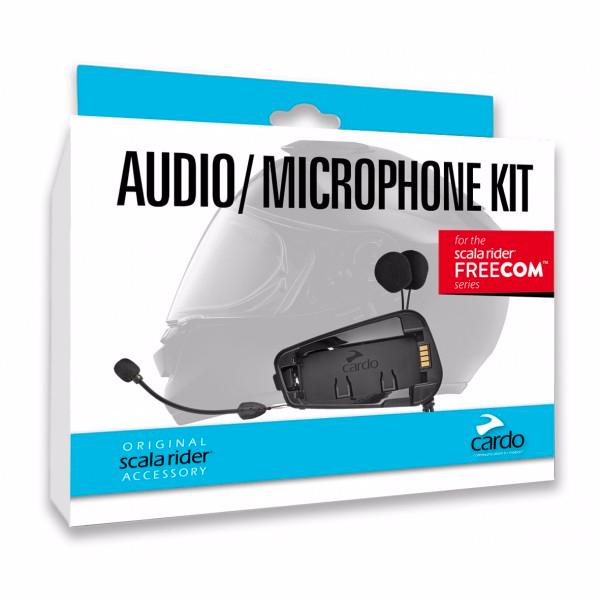 Accessoires communication Cardo Support Double Micro Freecom 1 - Freecom 2 - Freecom 4