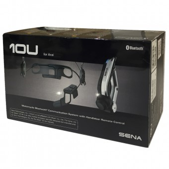 Communication Sena Kit Bluetooth 10U Integraux Arai Solo