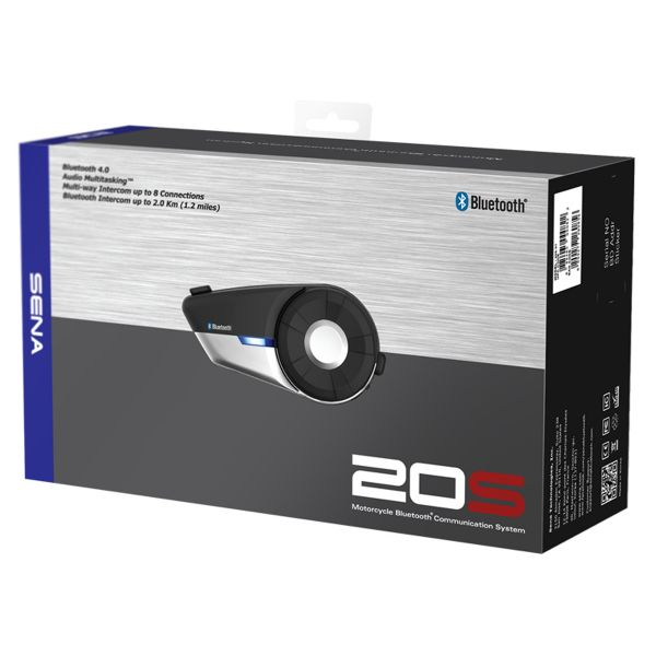 Sena Kit Bluetooth 20S Solo