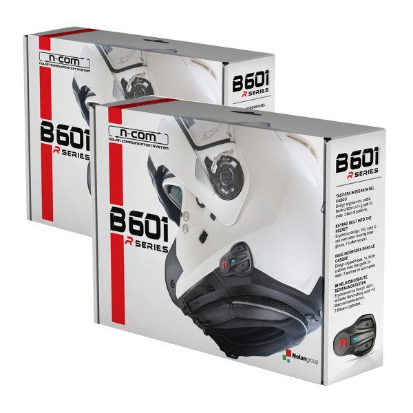 Communication Nolan Kit Bluetooth B601R Twin Pack pour N100 5 - N104 - N87 - N44 - N40 - N70