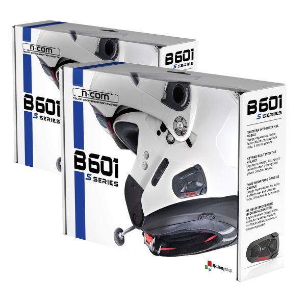 Communication Nolan Kit Bluetooth B601S Twin Pack pour N91 - N90 2